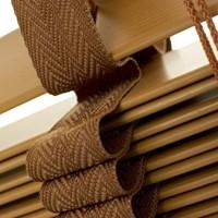 PVC jaloezieën houtlook op maat