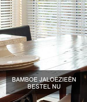 Goedkope jaloezieën op maat online kopen | Doehetbudget.nl