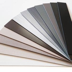 Houten jaloezieen kleur voorbeelden