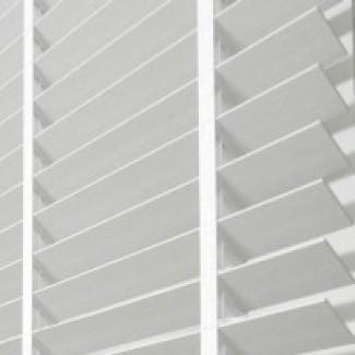 Horizontale jaloezieën PVC